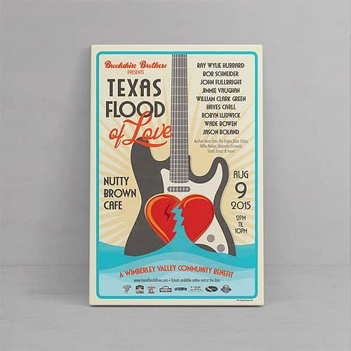 Texas Flood of Love