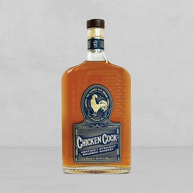 Chicken Cock Kentucky Straight Bourbon Whiskey