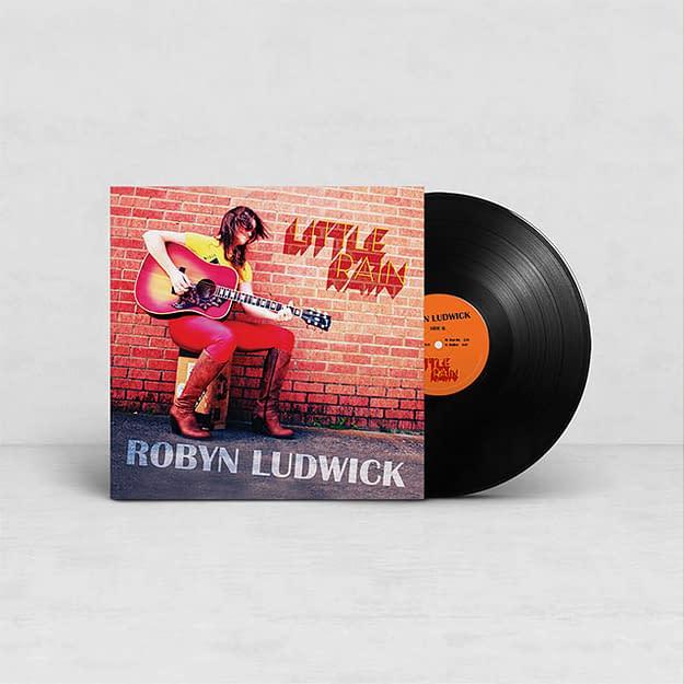 Robyn Ludwick – Little Rain