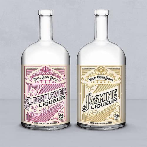 Violet Crown Spirits Liqueur