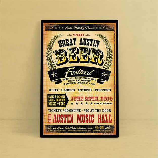 Great Austin Beer Festival