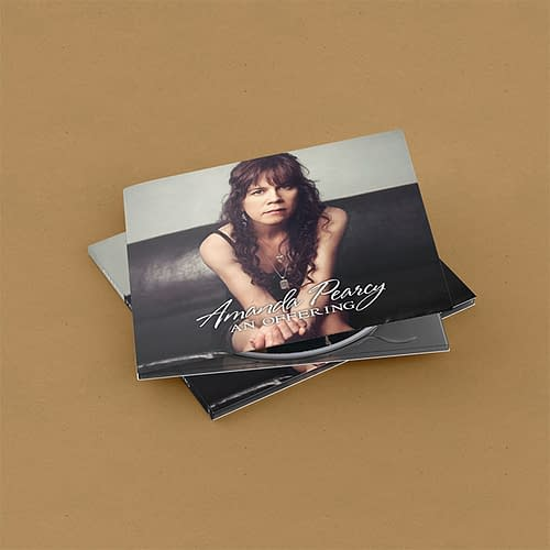 Amanda Pearcy - An Offering