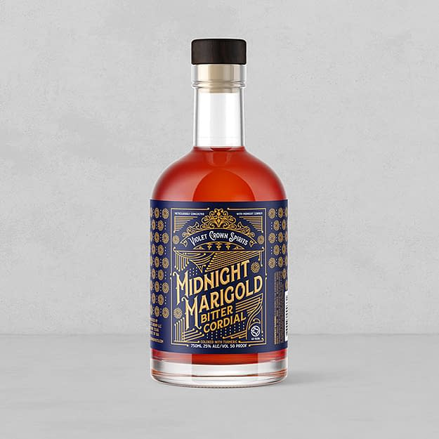 Violet Crown Spirits Midnight Marigold