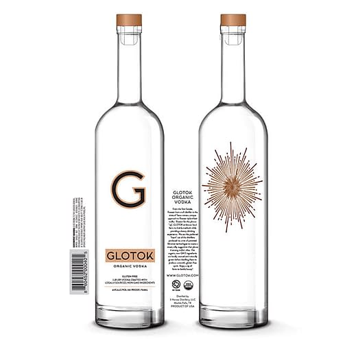 Glotok Vodka