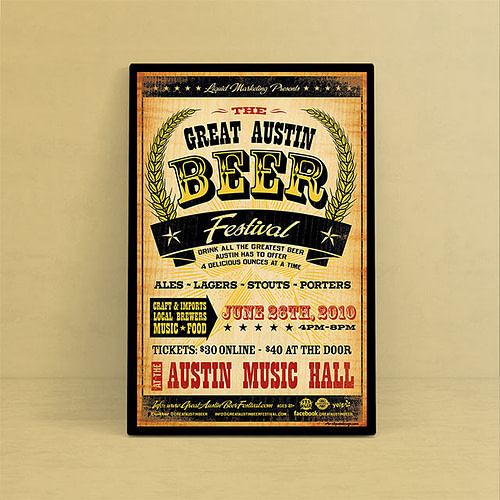 Great Austin Beer Festival