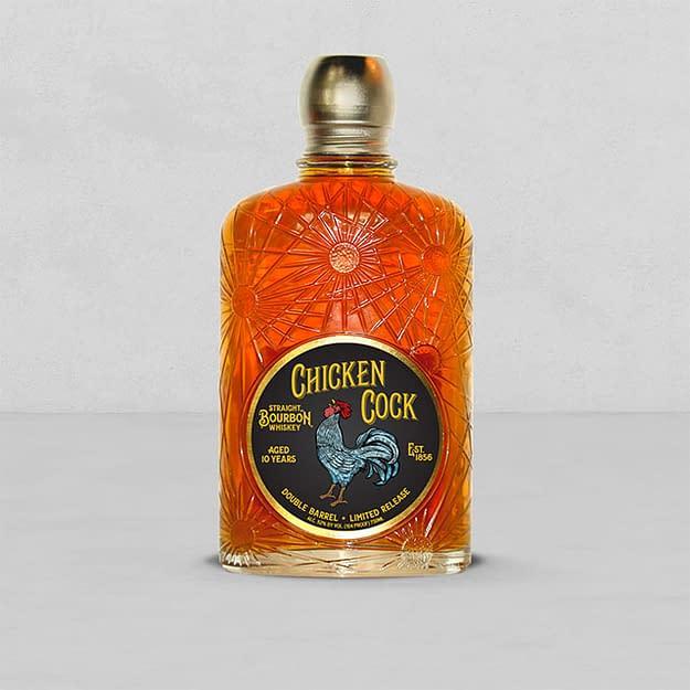 Chicken Cock Whiskey 10 Year