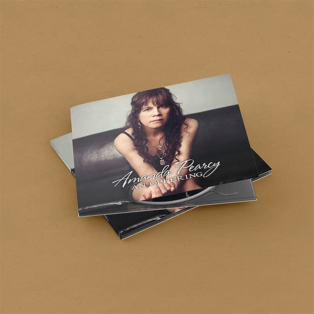 Amanda Pearcy – An Offering