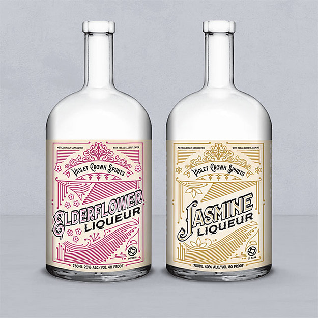 Violet Crown Spirits Liqueur