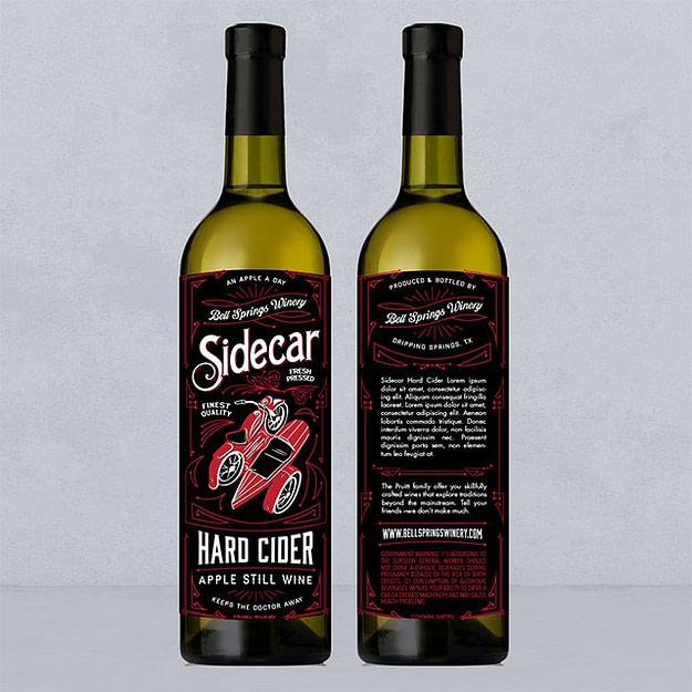 Sidecar Cider